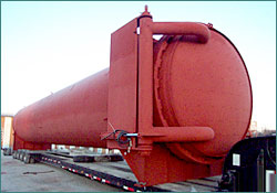 Autoclaves - 120 Inch x 70 Feet